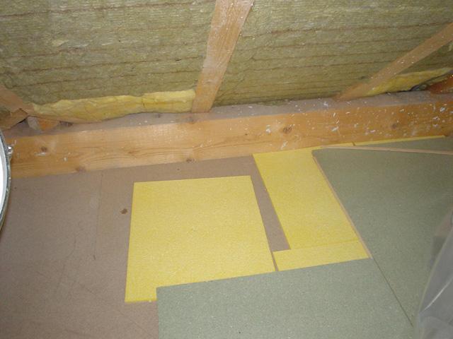 Dachboden Ausbauen Fuboden Spitzboden Foto Velux With Dachboden